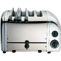 Buy Dualit 2 x 2 Combi Vario 4 Slice Toaster Stainless 42174 - Nisbets plc