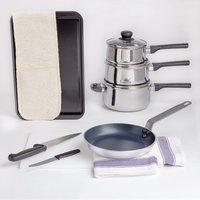 Student Accommodation Cooking Set