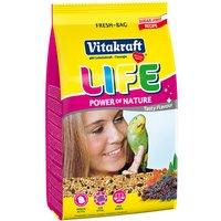 Vitakraft Life Power of Nature Sittiche 800g