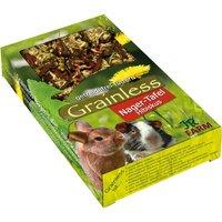 JR Farm Grainless Nager-Tafel Hibiskus 125g