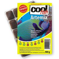 Cool Fish Artemia Blister 15 x 100 g