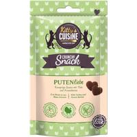 Kitty´s Cuisine Crunchy Snack with Love 50g Putenliebe - mit Pute und Aroniabeeren