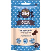 Kitty´s Cuisine Crunchy Snack with Love 50g Hering-Liebe - mit Hering und Sanddorn