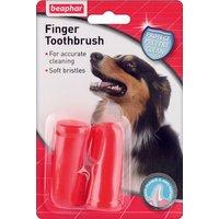 Beaphar Zahnpflege Set Zerstäuber+Finger-Zahnbürste