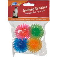 Spielzeug Igelbälle 4er-Pack