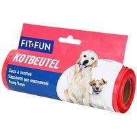 Hundekotbeutel mit Schlaufen 50stk. 1 Rolle