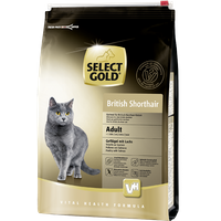 SELECT GOLD British Shorthair Adult 400g