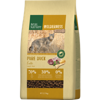 REAL NATURE WILDERNESS Pure Duck 2,5kg