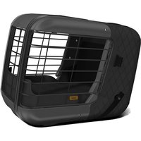 4pets Transportbox Caree Black Series