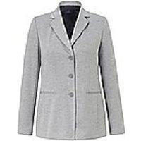 Image of Jersey blazer Emilia Lay grey size: 28