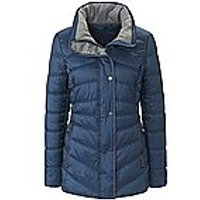 Image of Quilted jacket thermo fleece filling Fuchs & Schmitt blue size: 18
