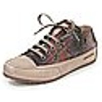 Image of Sneakers Rock snakeskin pattern Candice Cooper multicoloured size: 38