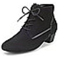 Image of Lace-up ankle boots Hilaria Waldläufer black size: 42