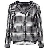 Image of Slip-on style blouse Basler multicoloured size: 14