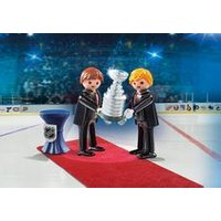 NHL Stanley Cup presentation set