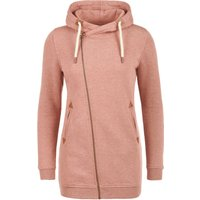 DESIRES Kapuzensweatjacke »Vicky Zip Hood Long«