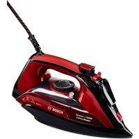 BOSCH Dampfbügeleisen TDA503001P Edition Rosso, 3000 Watt