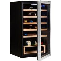 Hanseatic Weinkühlschrank 73952320, für 24 Standardflaschen á 0,75l