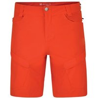 Dare 2b - Mens Tuned In II Multi Pocket Walking Shorts Fiery Red