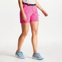 Dare 2b - Womens Revify Lightweight Multi Pocket Walking Shorts Cyber Pink