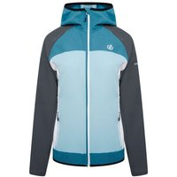 Dare 2b - Womens Duplicity Hooded Softshell Jacket Dragonfly