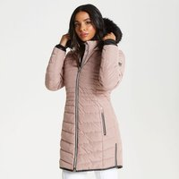 Dare 2b - Womens Striking Long Length Quilted Luxe Ski
