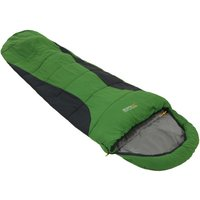 Hilo 250 Lined Ripstop Mummy Sleeping Bag Extreme Green