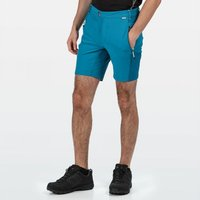 Mens Mountain Walking Shorts Olympic Teal Gulfstream