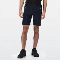 Mens Xert III Stretch Walking Shorts Navy