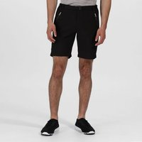 Mens Xert III Stretch Walking Shorts Black