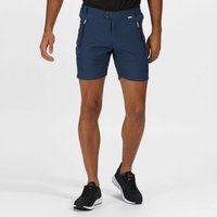 Mens Sungari II Walking Shorts Dark Denim