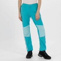 Womens Sungari Trousers Aqua Horizon