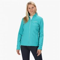 Womens Connie III Funnel Neck Softshell Jacket Aqua