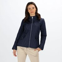 Womens Cressida Quilted Jacket Navy