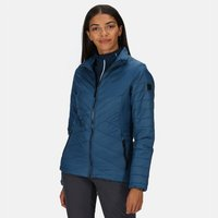 Womens Voltera Loft Insulated Quilted Hooded Heated Walking
