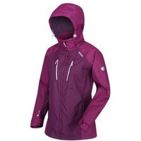 Womens Calderdale III Lightweight Waterproof Jacket Prune Pu