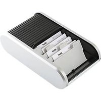 helit Visitenkartenbox, silber