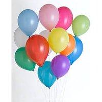 Luftballons, ø 320 mm, farbig sortiert, inkl. einfarbige Werbeanbringung