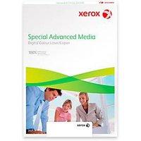 Xerox ValuPeelCard, 195g/m², Kunststoff-Rückseite, mattweiß, A4-Format, 500 Blatt