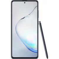 'Samsung Galaxy Note 10 Lite 128gb Aura Black - Sim Free & £529.99 Upfront - No Contract