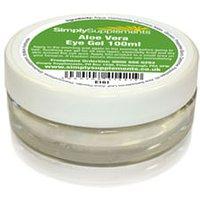 Aloe vera eye gel