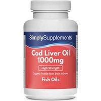 Cod liver oil 1000mg   Small