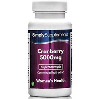 Cranberry 5000mg   Small