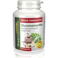 Glucomannan max