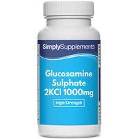 Glucosamine sulphate 1000mg   Large