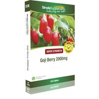 Goji berry extract 2000mg blister pack