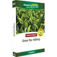 Green tea extract 1000mg blister pack