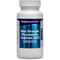 Max Strength Glucosamine Sulphate (120 Tablets)