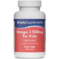Omega 3 kids 500mg