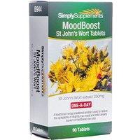 St Johns Wort Mood Boost (90 Tablets)